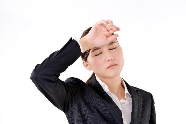職場環境のストレス