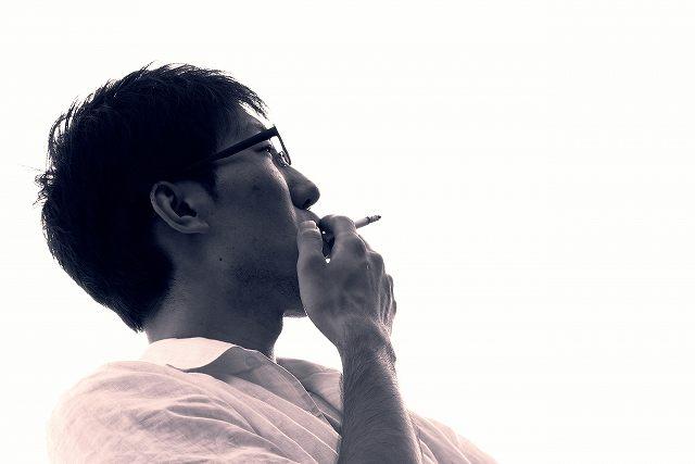 喫煙で冷える