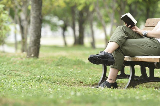 一人でできる趣味 読書